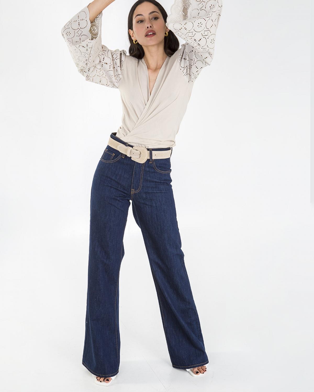 Marissa Raw Jeans
