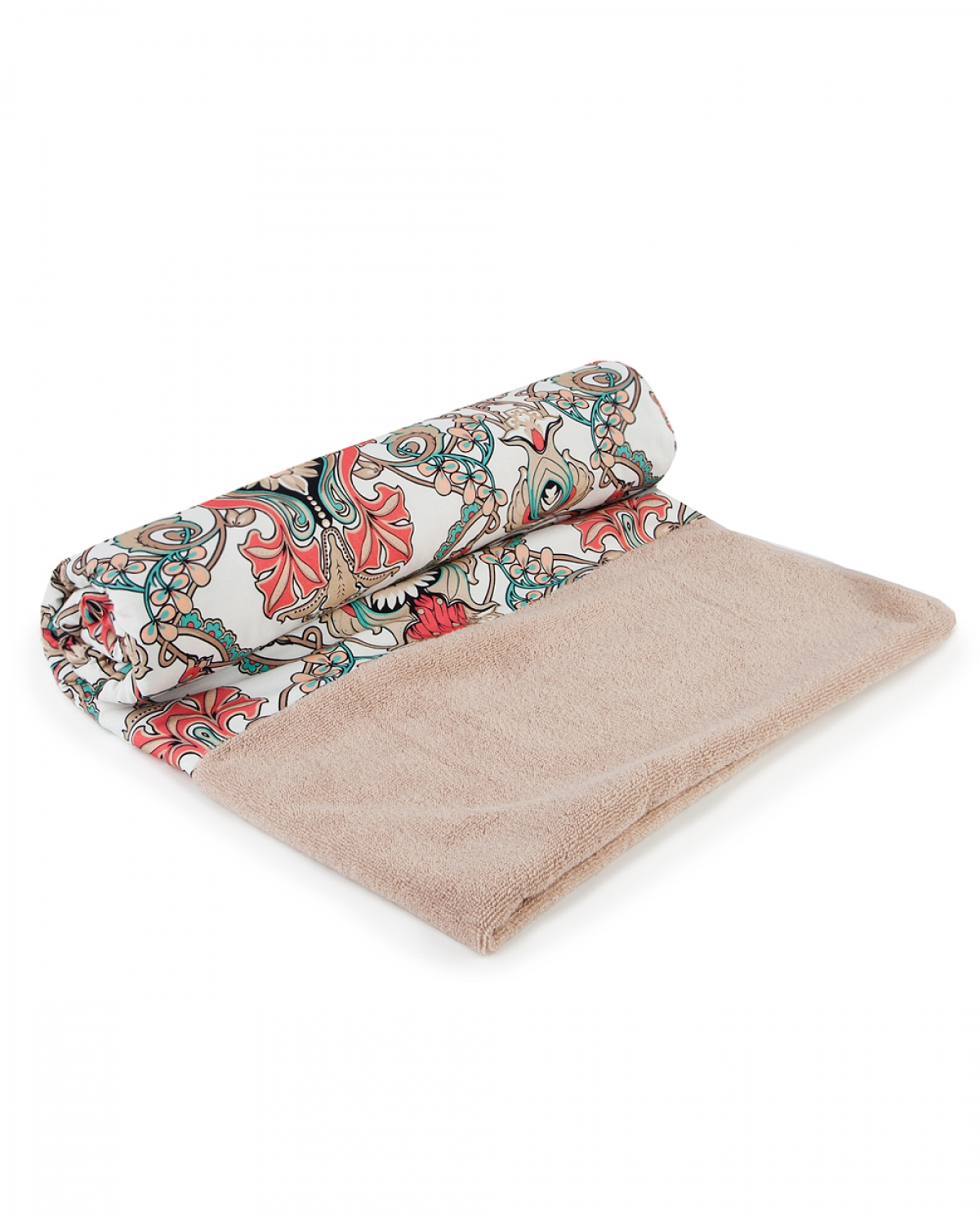 Marrakech Beige Beach Towel