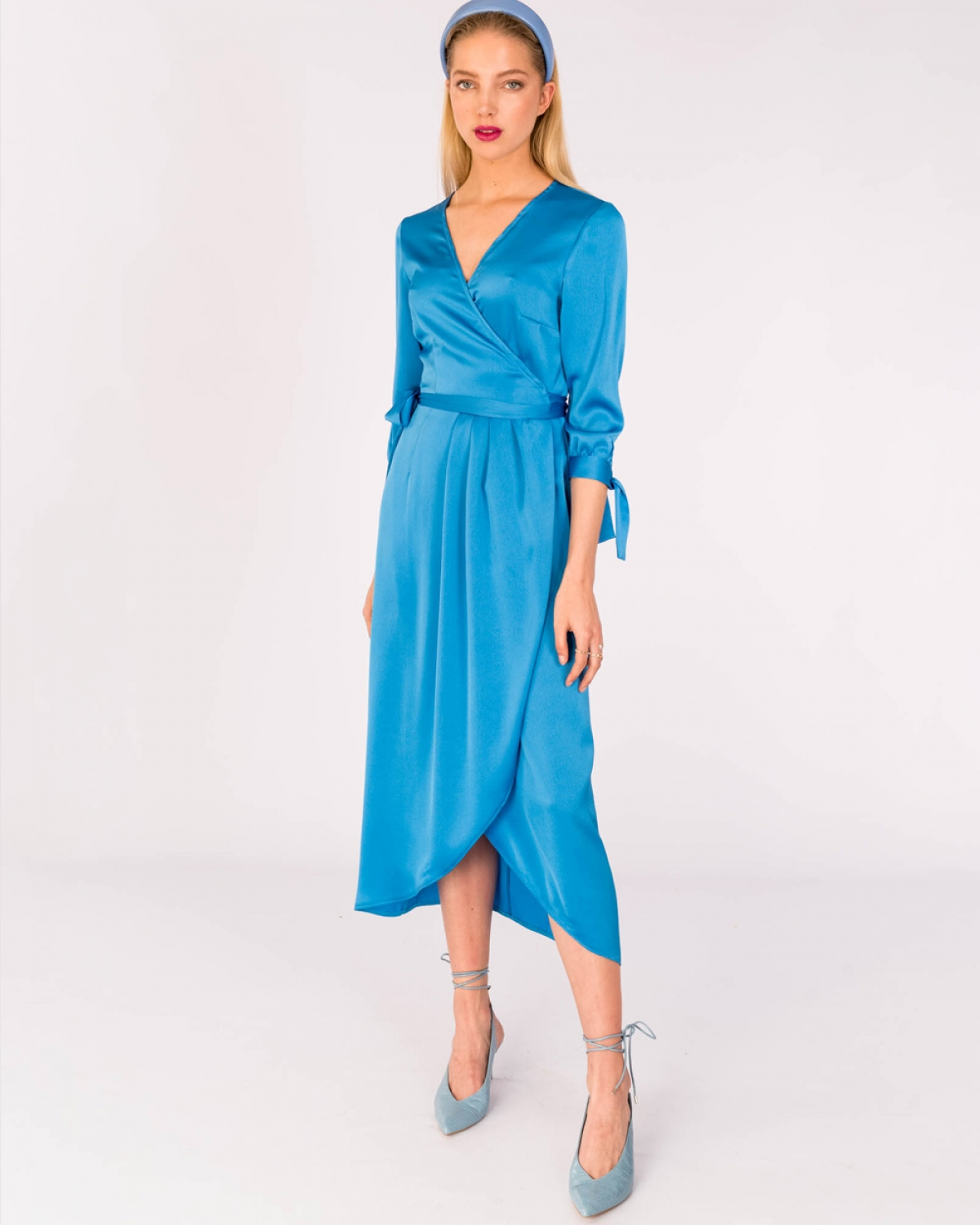 Mocrysta Blue Dress