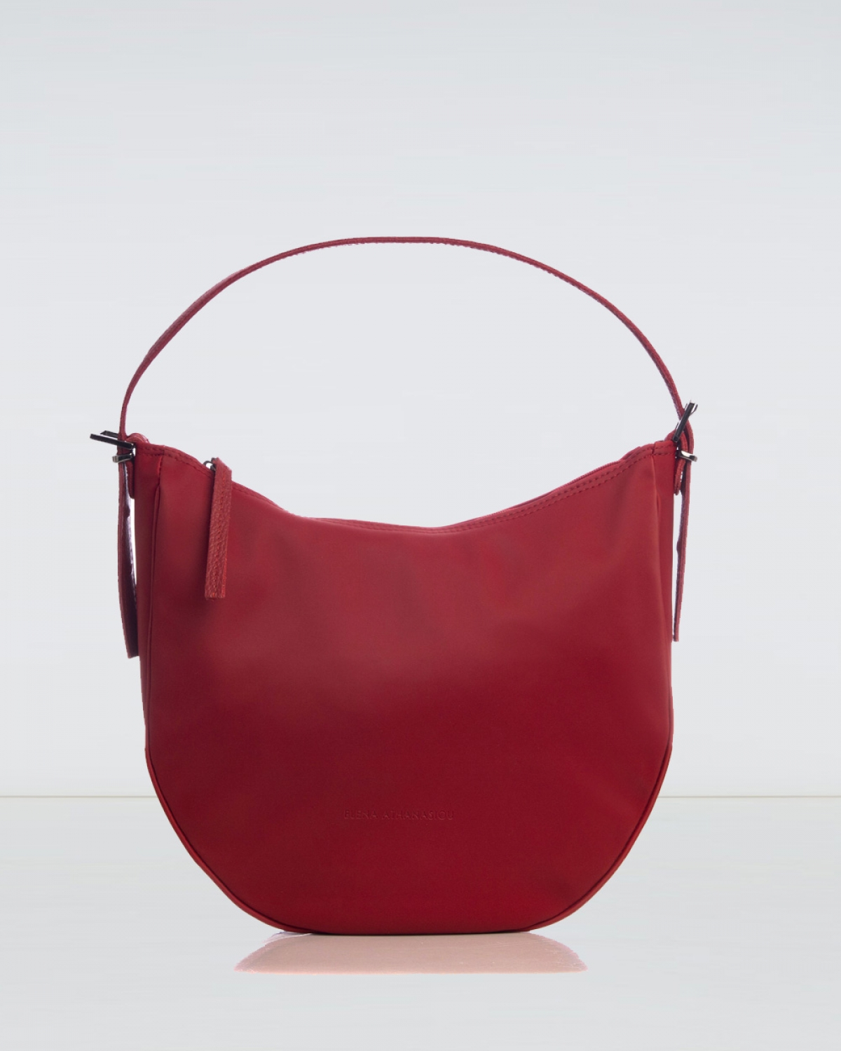 Moon Baguette Cherry Bag