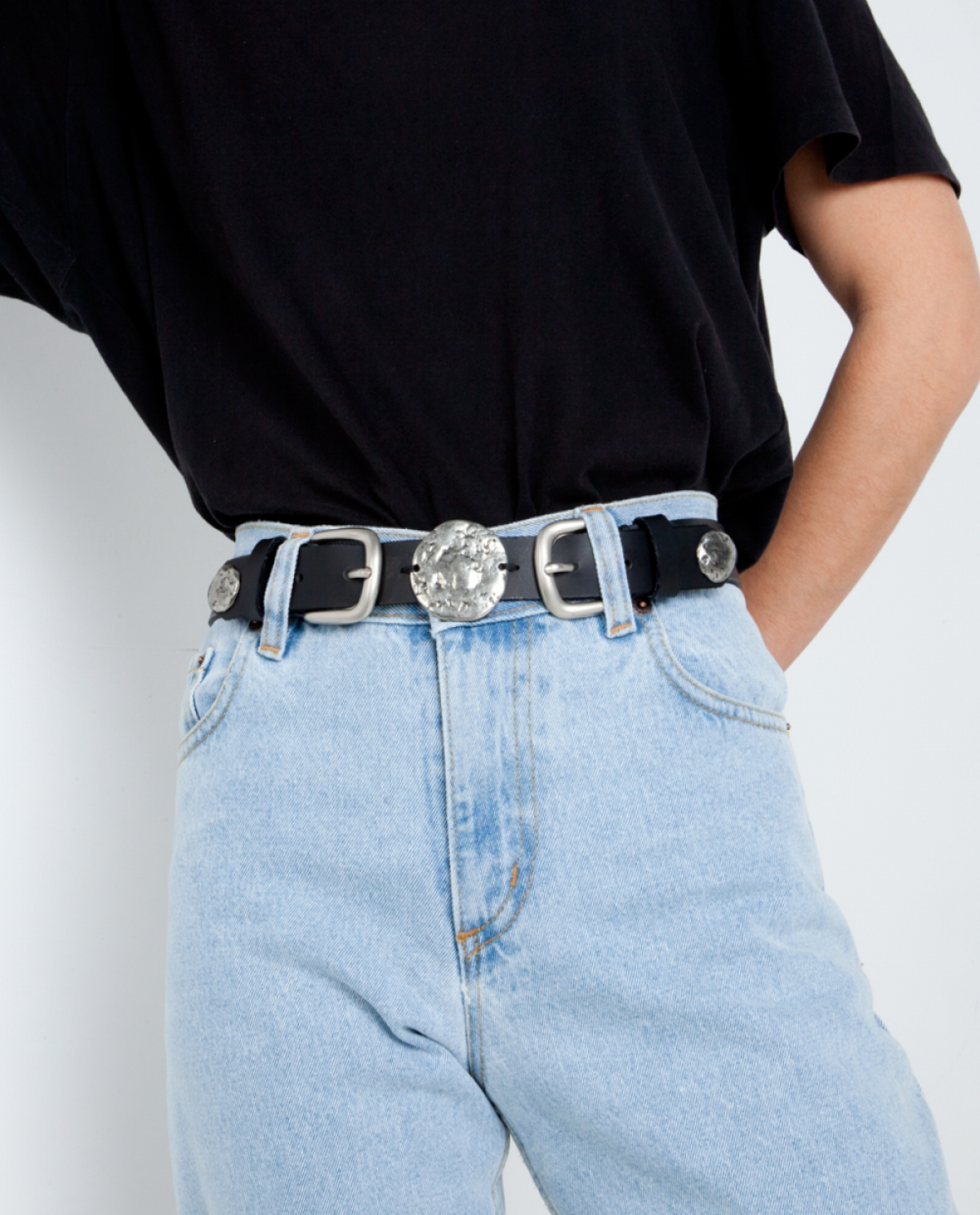 Moonchild Leather Belt