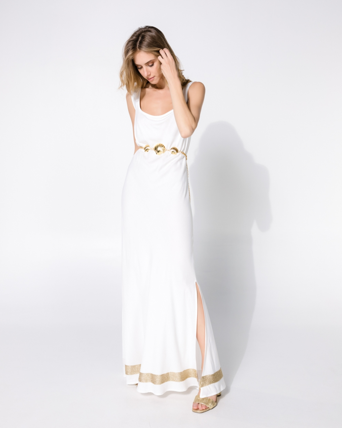 Nodulosa Maxi Dress