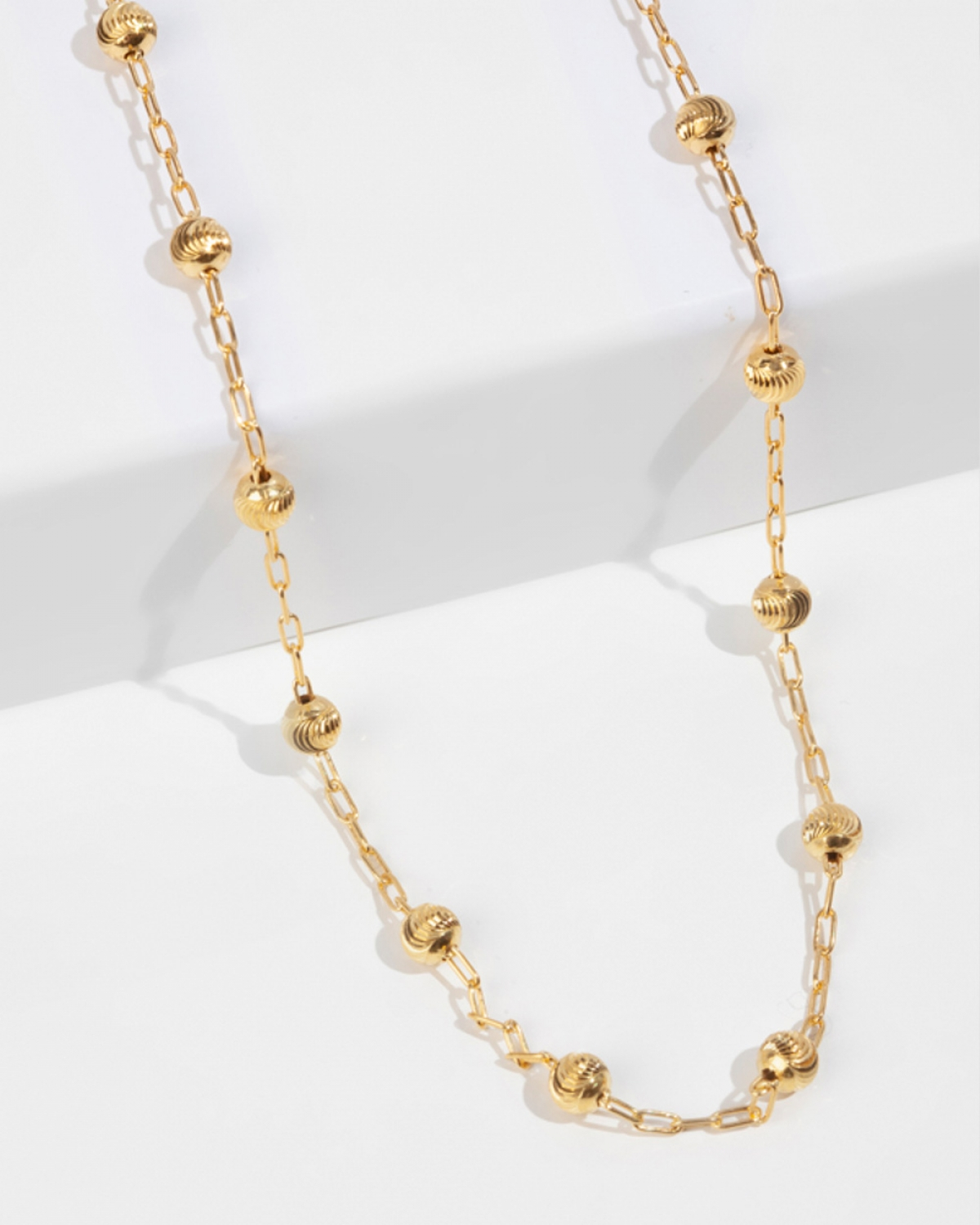 NOOR Gold Chain