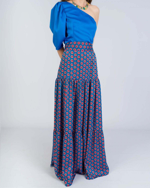 Novi Printed Skirt