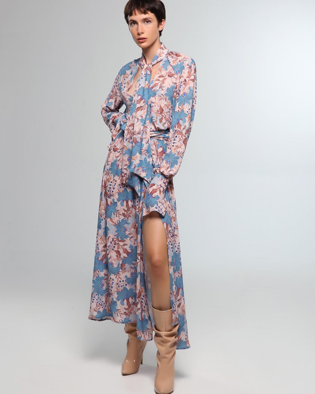 Olea Floral Dress