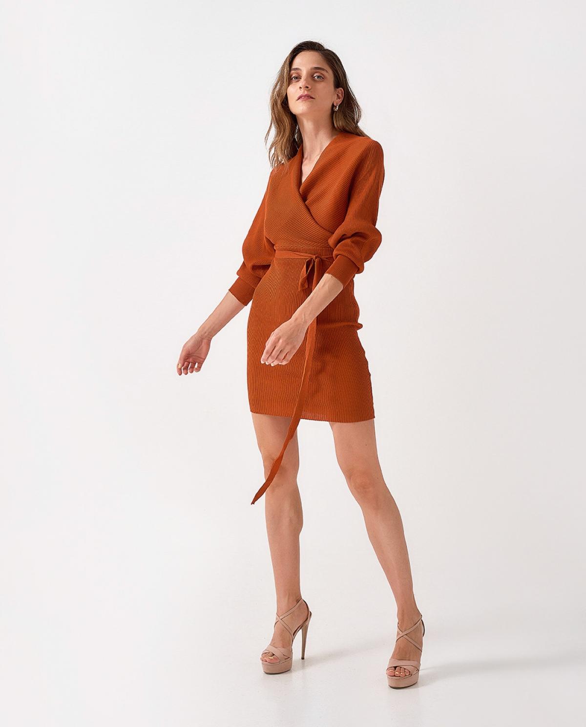 Ceramic Ribbed Dress