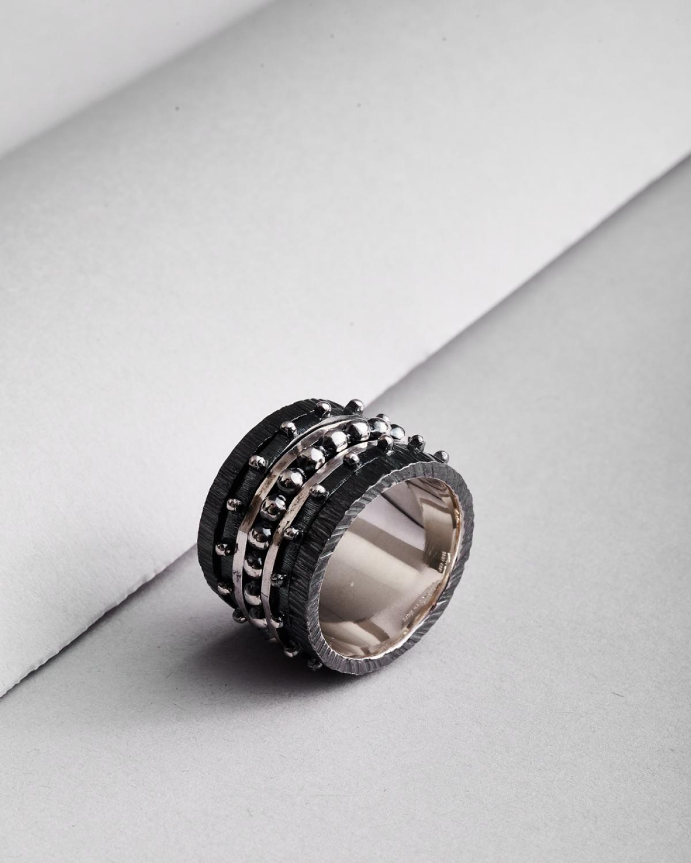 Orb Zirconia Ring