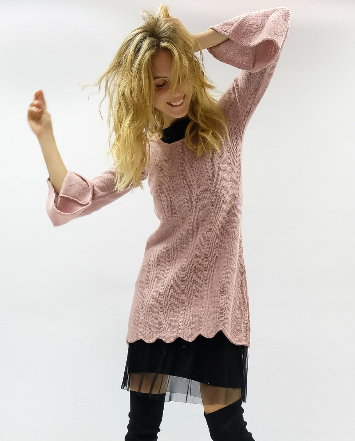 Oversized Wool-blend Sweater