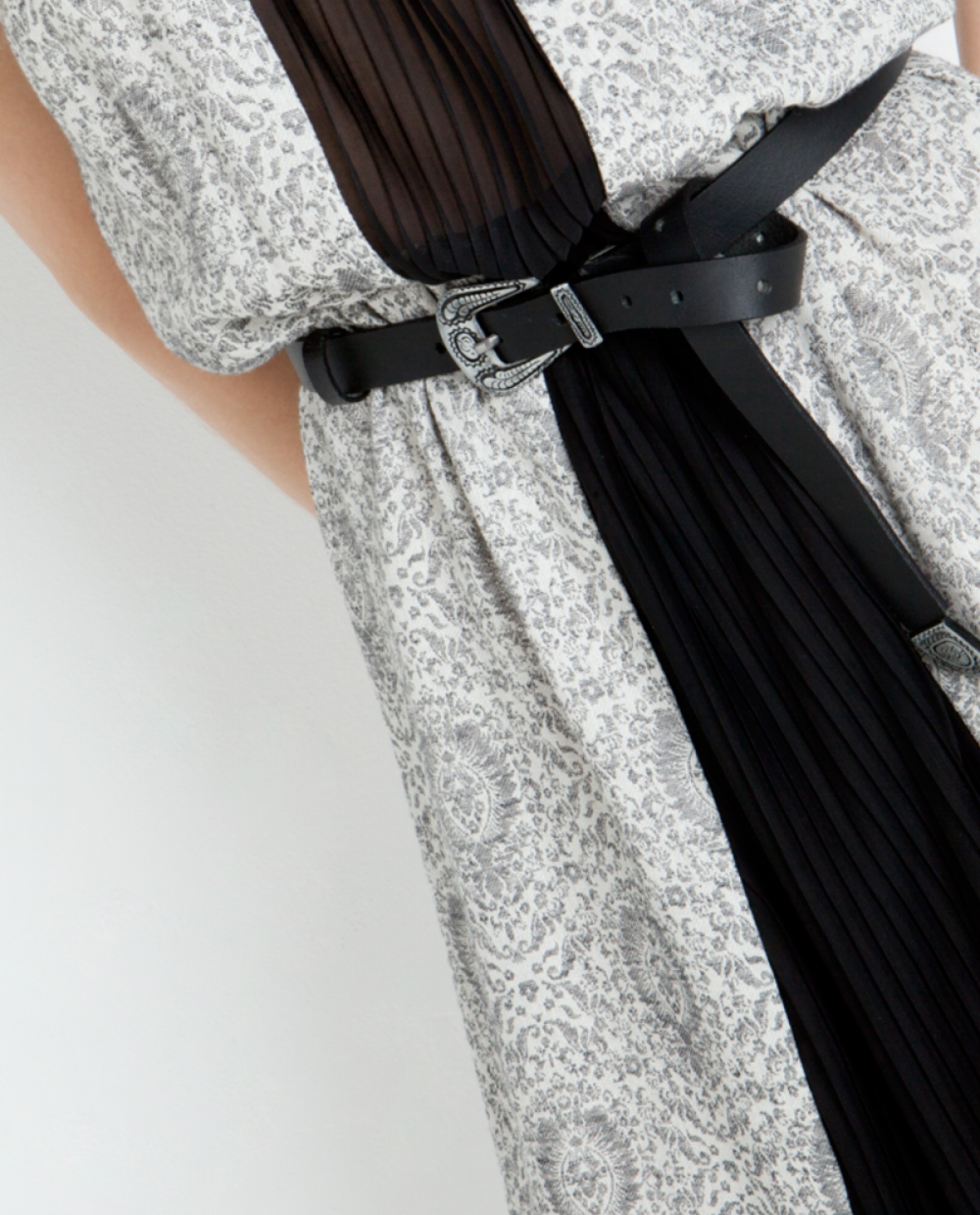 Paradise Leather Belt