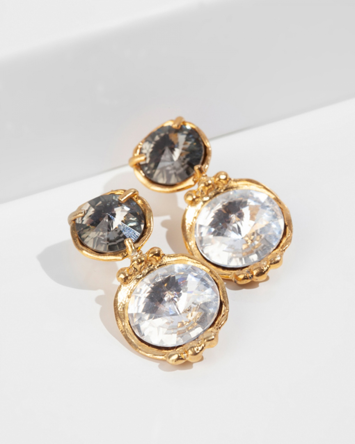 PATRICIA Gold Earrings