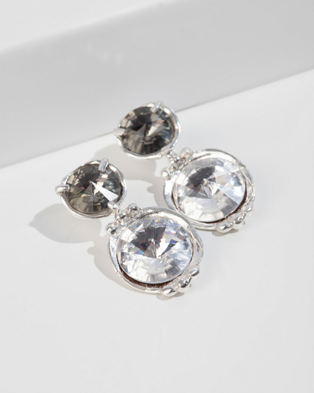 PATRICIA Silver Earrings