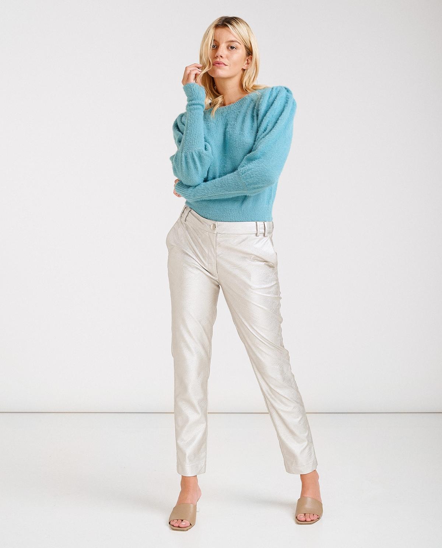 Petrol Sweater