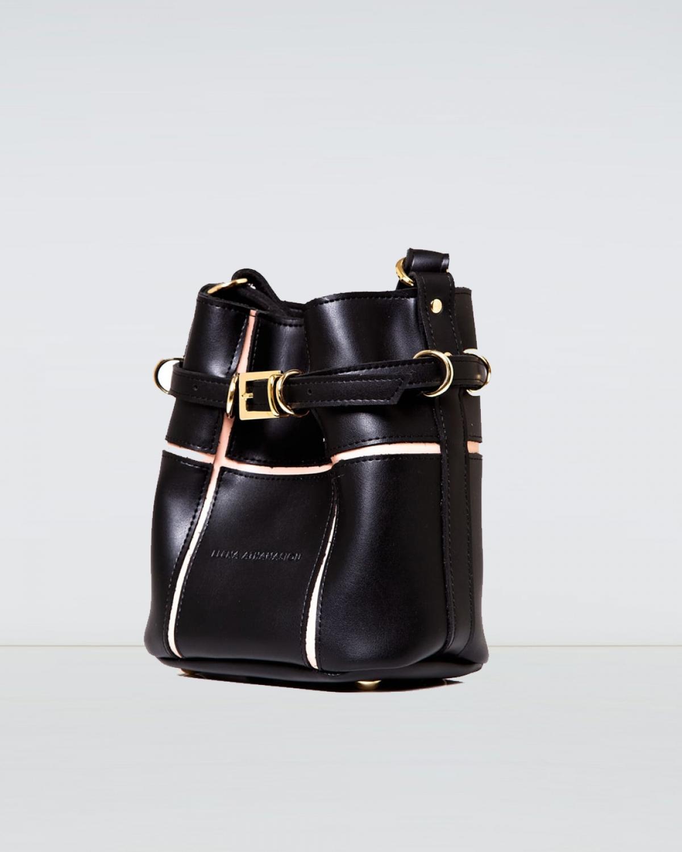 Puzzle Bag Black Small