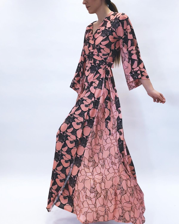 Rodeia Crouaze Kaftan Dress