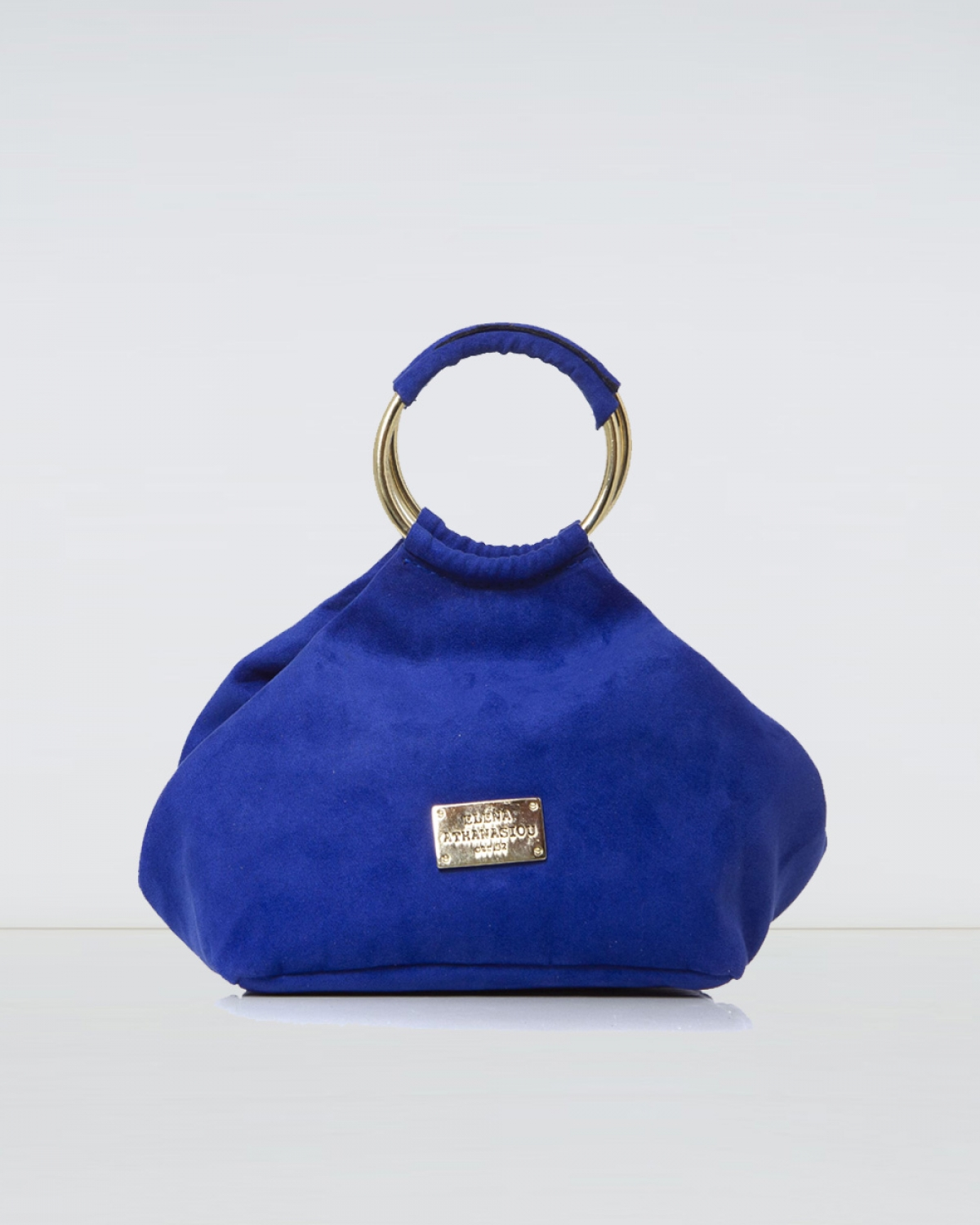 Royal Blue Bracelet Bag