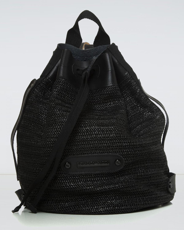 Safari Black Backpack