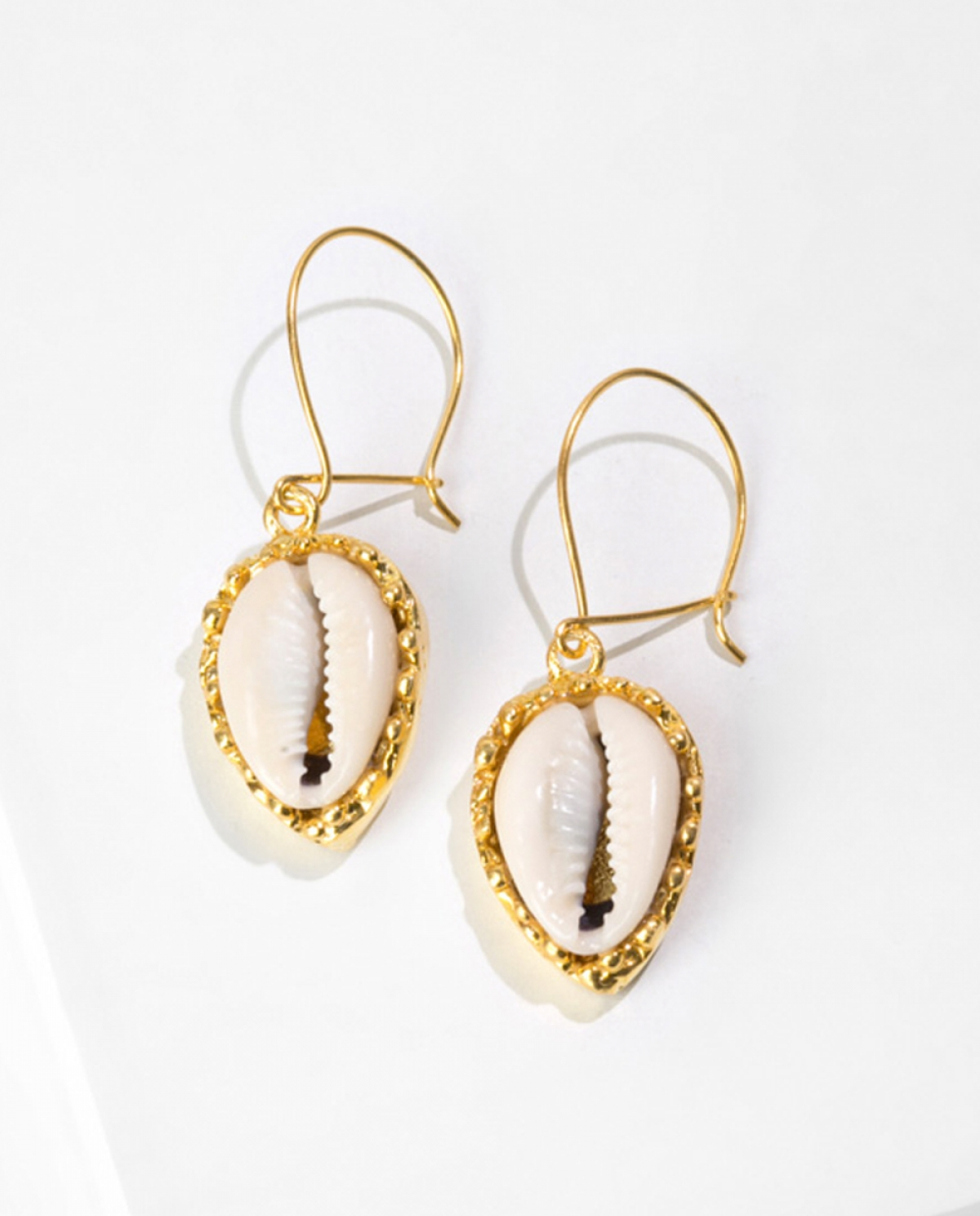 SALINE Gold Earrings