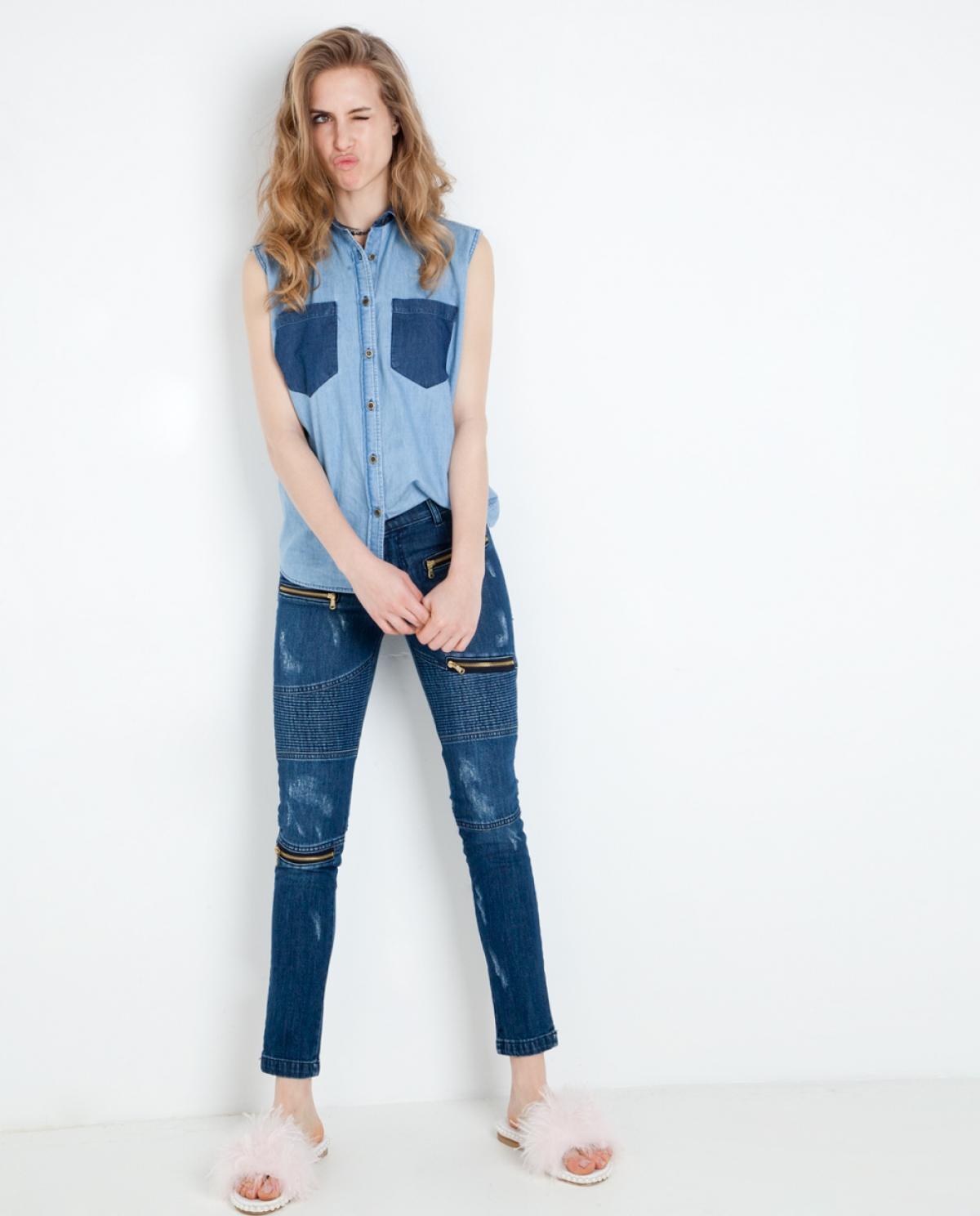 Sarrah Skinny Jeans