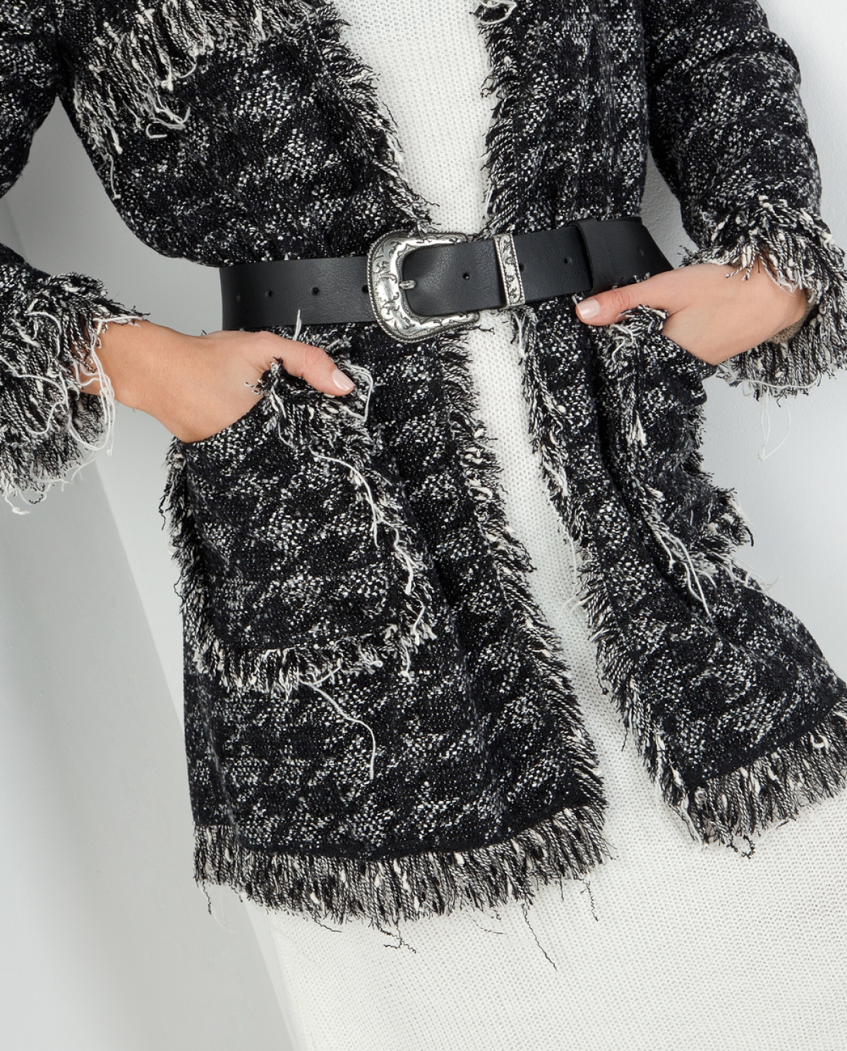 Secret Leather Belt