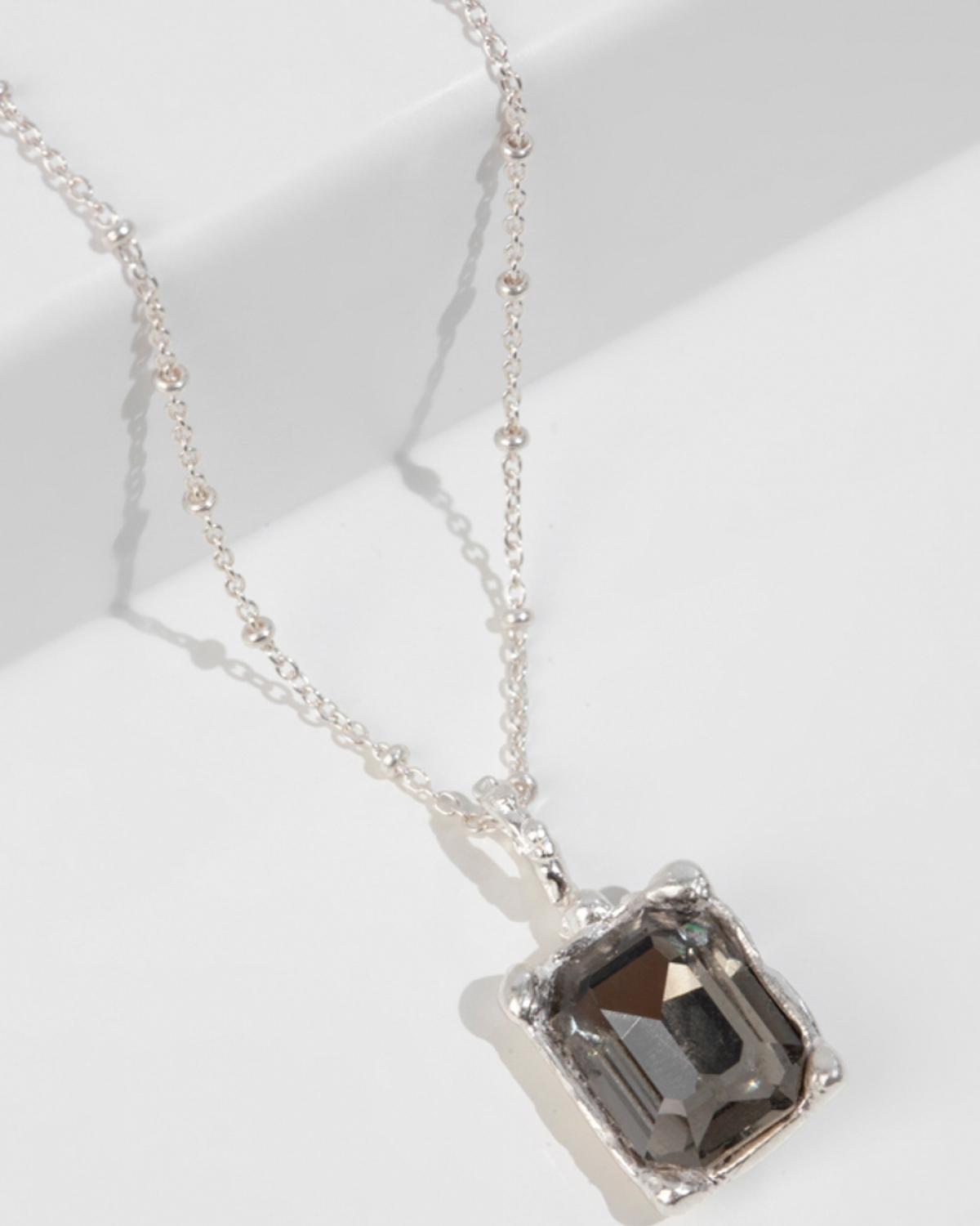 SOFIA Silver Pendant/Necklace