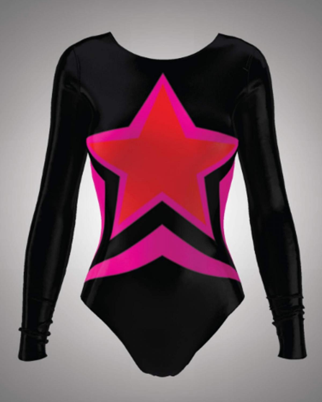 Starlet Pink Bodysuit