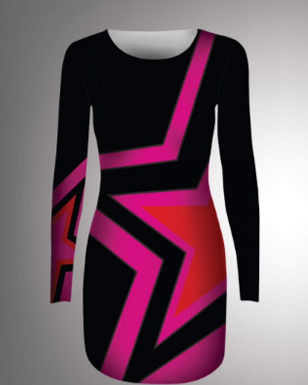 Starlet Pink Mini Dress