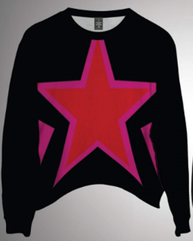Starlet Pink Sweatshirt