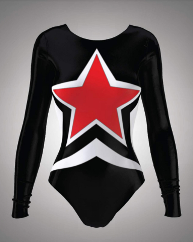 Starlet White Bodysuit