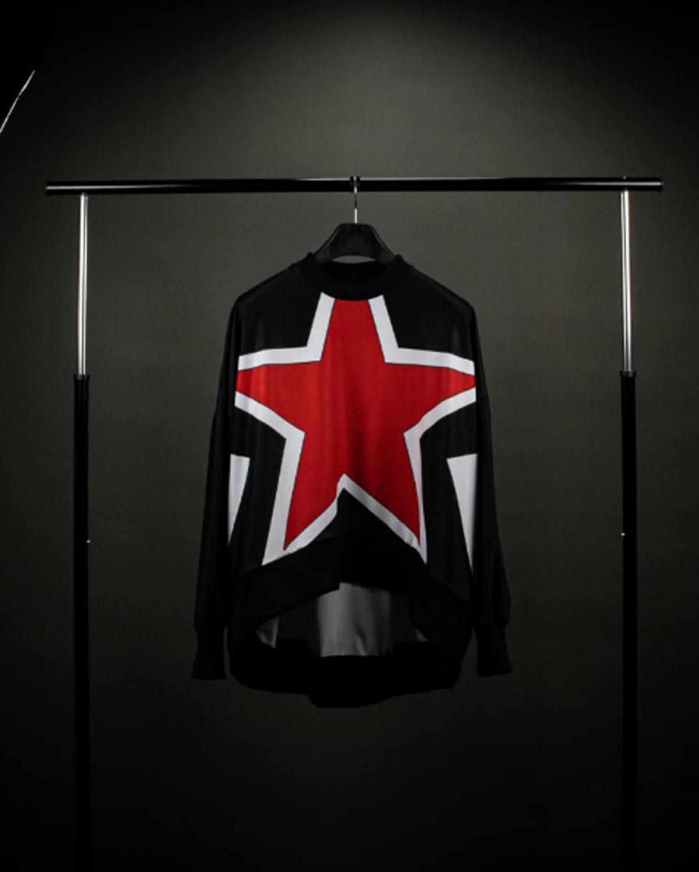 Starlet White Sweatshirt
