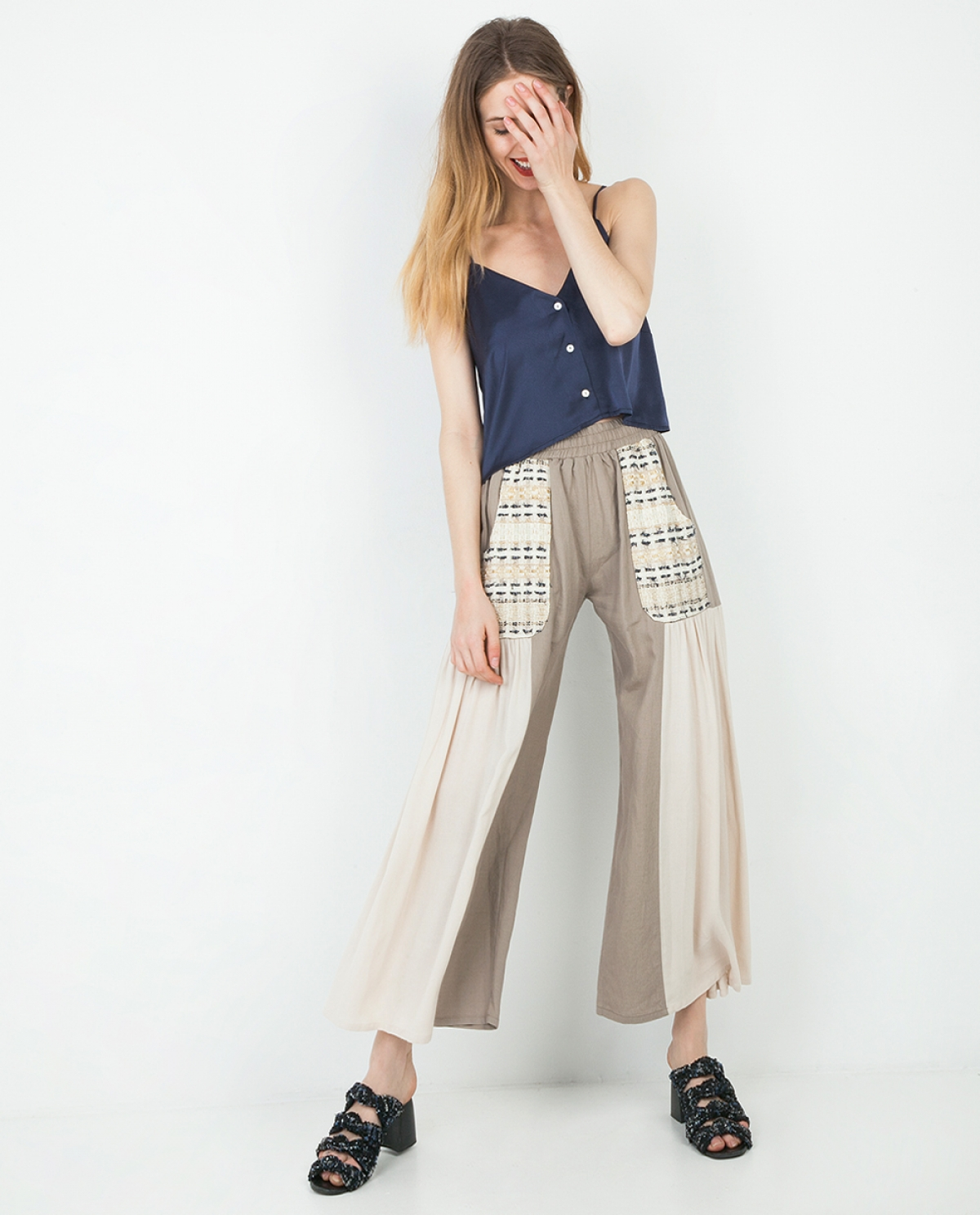 Sunbeam Nude Pant