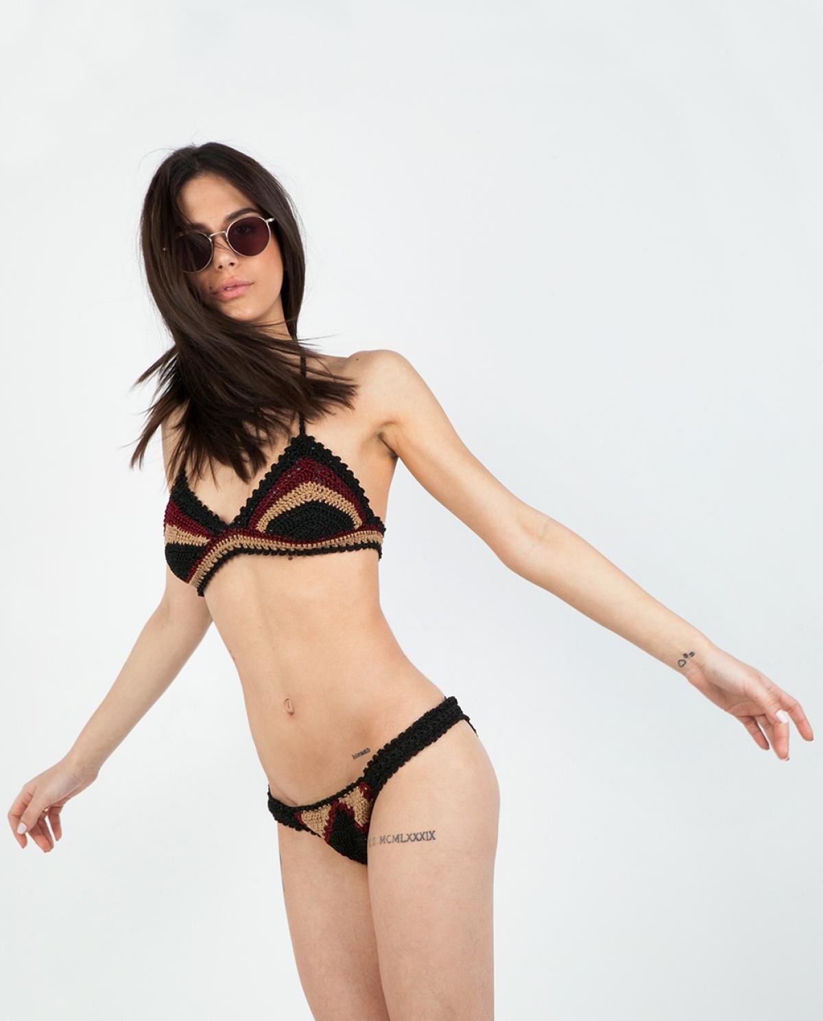 Tasha Crochet Bikini