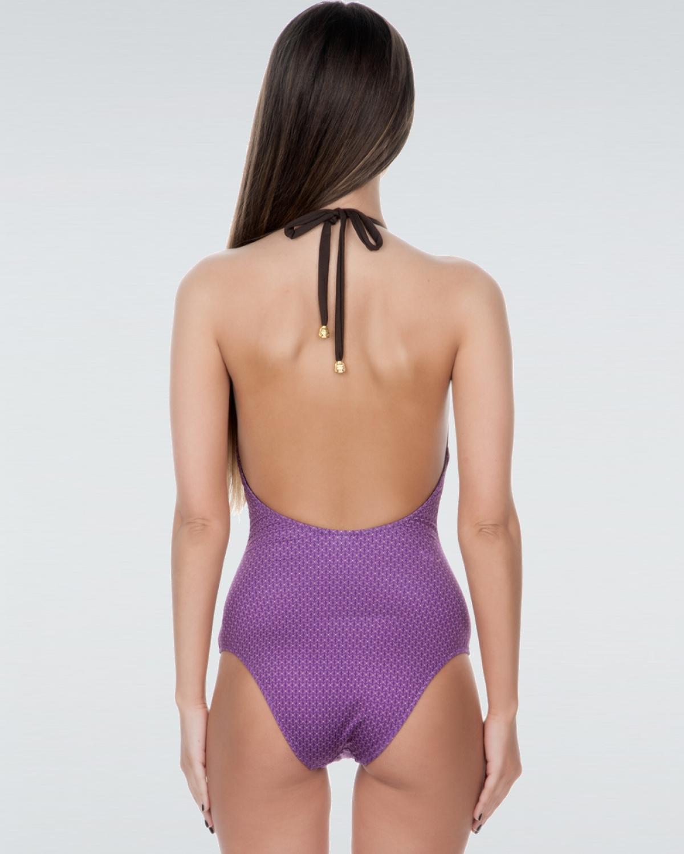 Tatiana Paneled Swimsuit