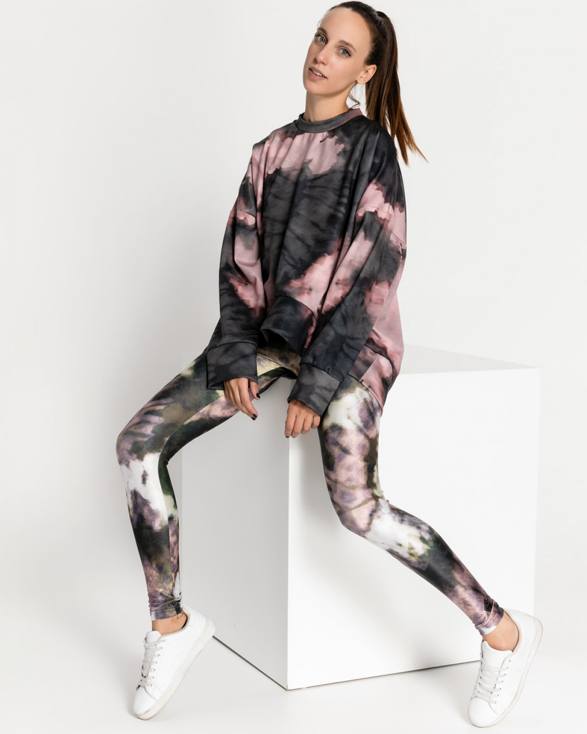 TieDie Inkblot Leggings