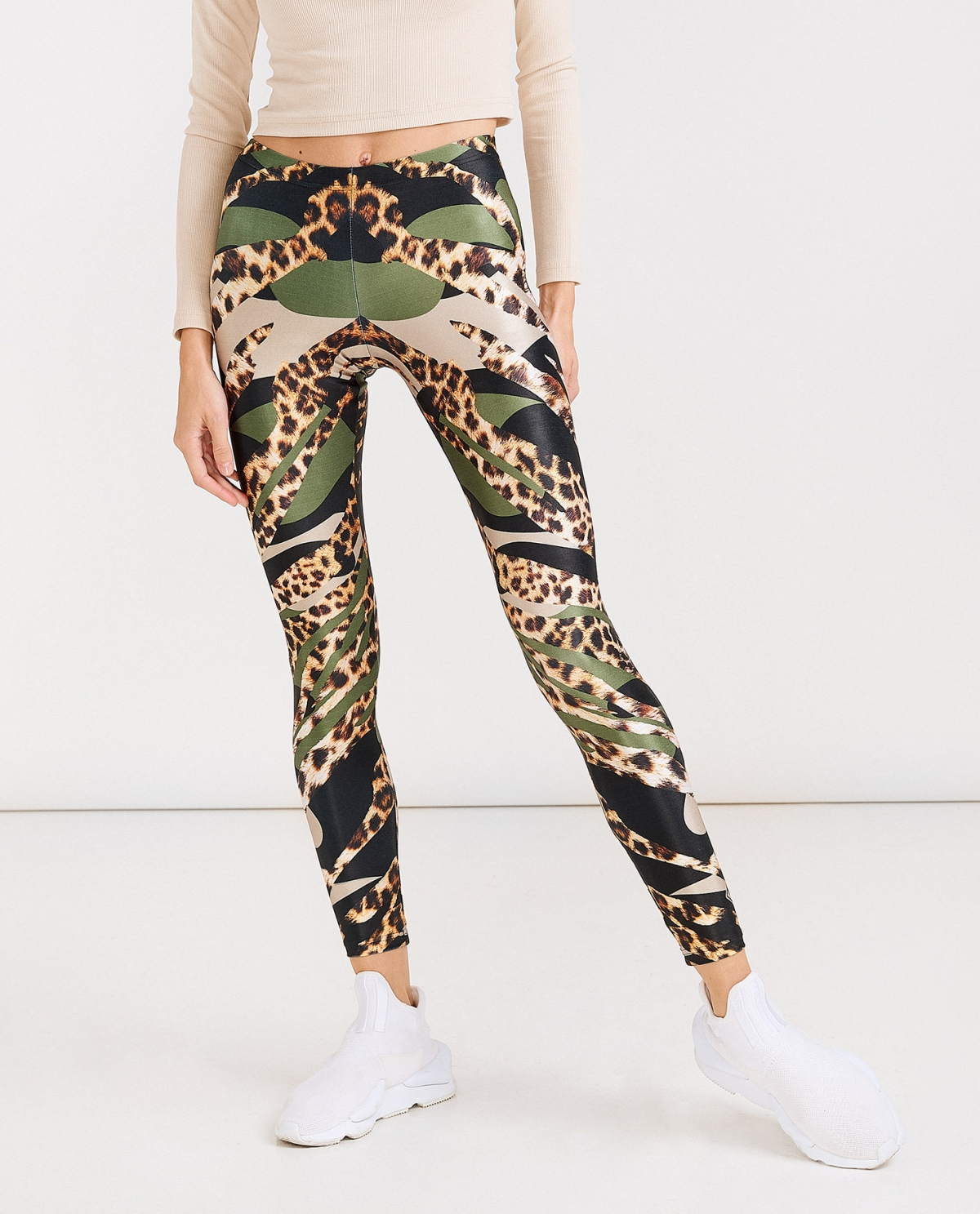 Wild Camo Leggings
