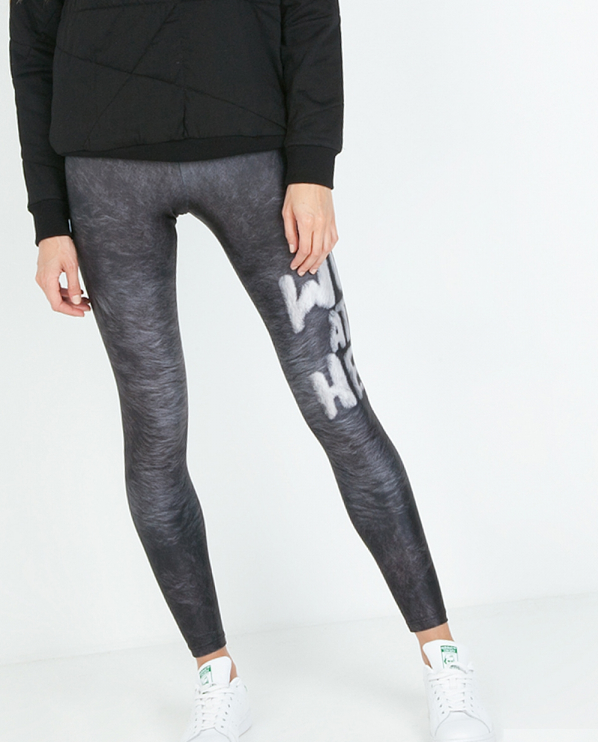 Wild Jersey Leggings