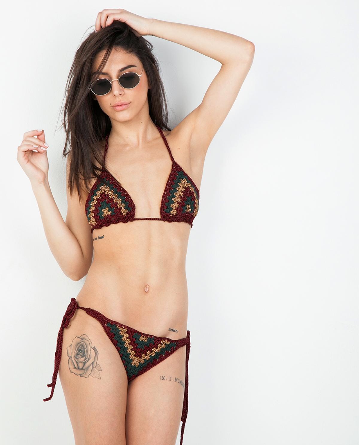 Yamy Crocheted Bikini